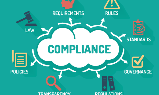 compliance and technology image